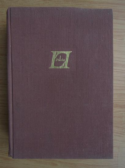 Anticariat: Marin Bucur - Literatura romana contemporana, poezia (volumul 1)