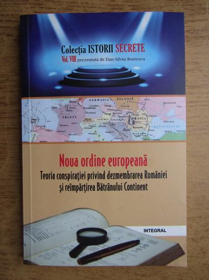 Anticariat: Noua ordine europeana