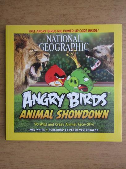 Anticariat: Angry Birds, animal showdown