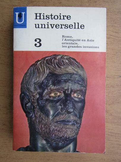 Anticariat: Carl Grimberg - Histoire universelle (volumul 3)