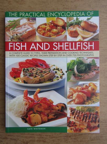 Anticariat: Kate Whiteman - Fish and shellfish