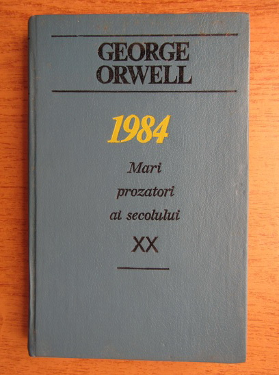 Anticariat: George Orwell - 1984