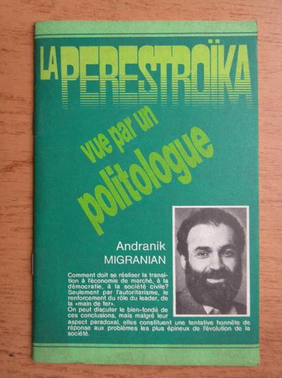 Anticariat: La perestroika. Vue par un politologue