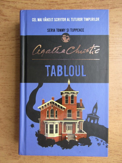 Anticariat: Agatha Christie - Tabloul