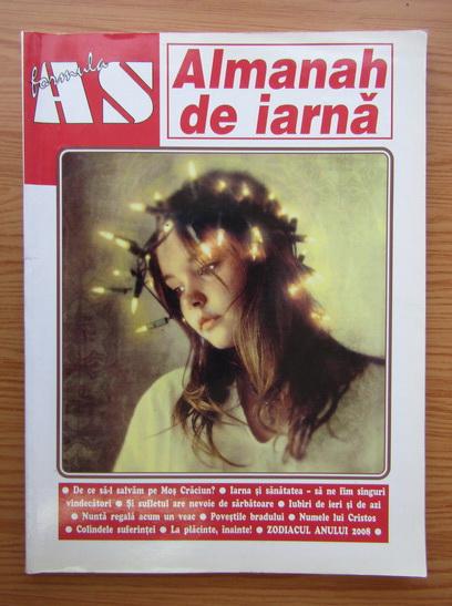 Anticariat: Almanah de iarna
