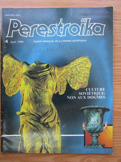 Anticariat: Perestroika