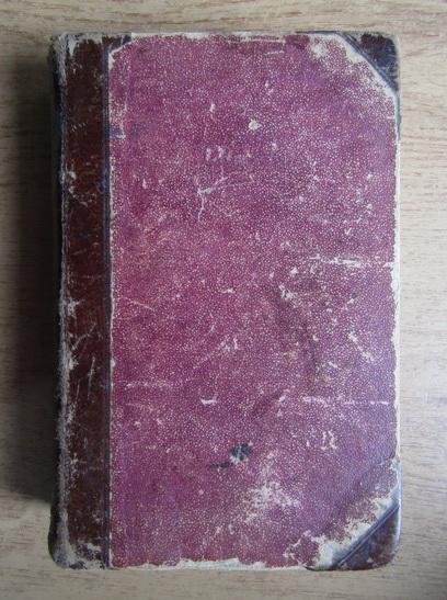 Anticariat: Constantin Saineanu - Dictionnaire francais-roumain (1921)