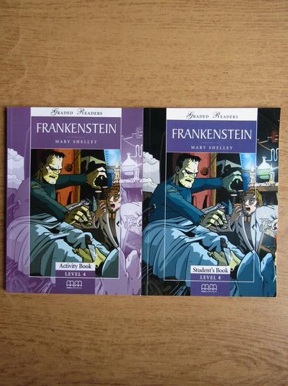 Anticariat: Mary Shelley - Frankenstein (2 volume, contine CD)