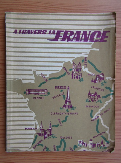 Anticariat: A. Joukov - A travers la France