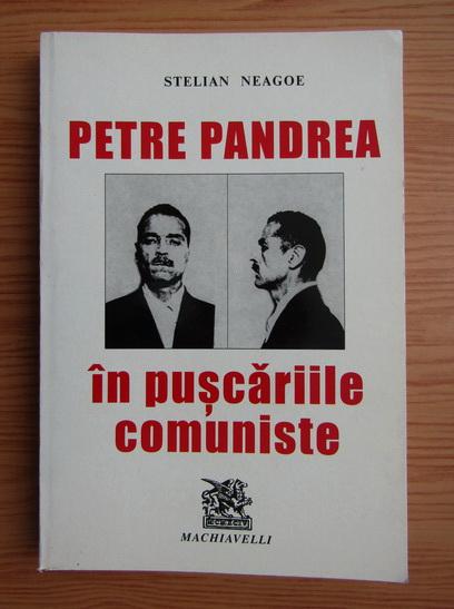 Anticariat: Stelian Neagoe - Petre Pandrea in puscariile comuniste