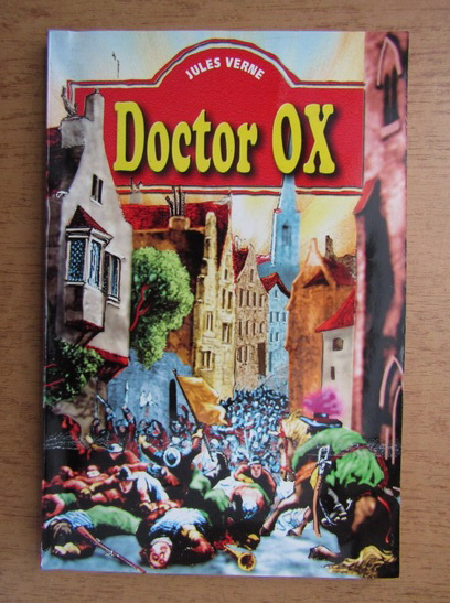 Anticariat: Jules Verne - Doctor Ox
