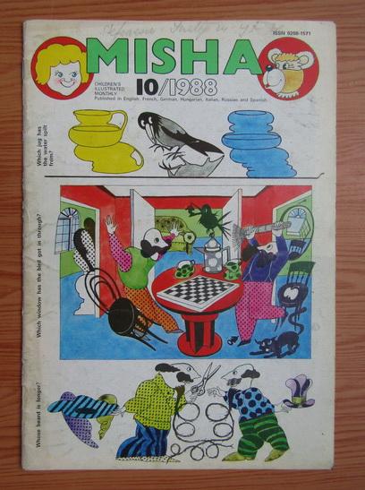 Anticariat: Revista Misha, nr. 10, 1988