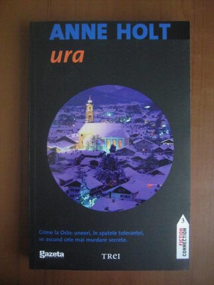 Anticariat: Anne Holt - Ura