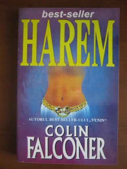 Anticariat: Colin Falconer - Harem