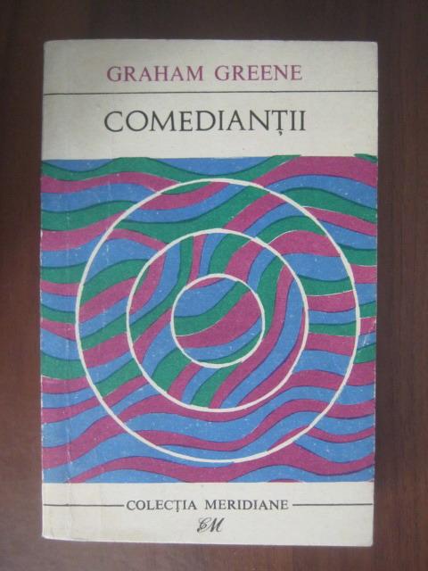 Anticariat: Graham Greene - Comediantii