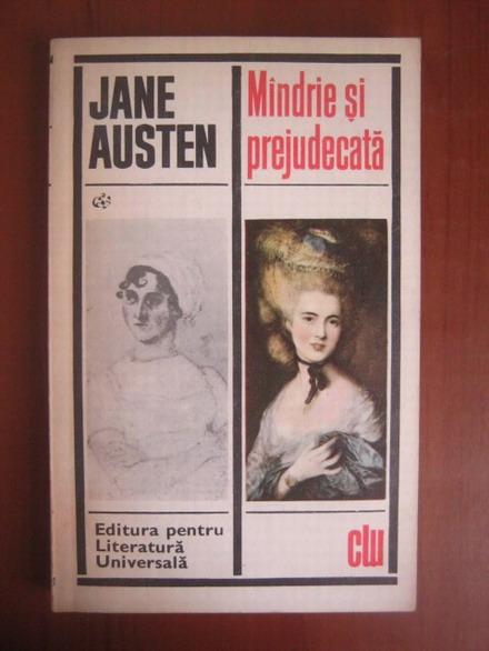 Anticariat: Jane Austen - Mandrie si prejudecata