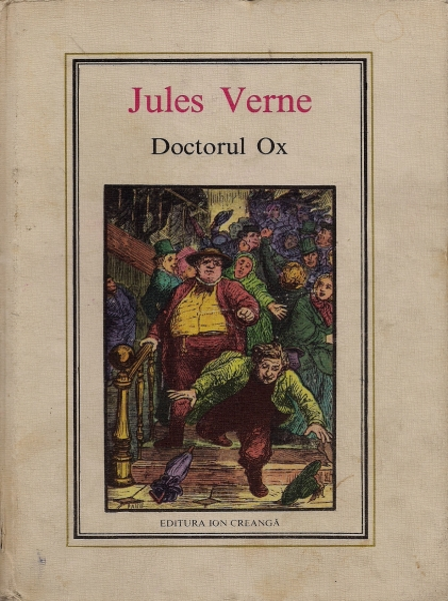 Anticariat: Jules Verne - Doctorul Ox (Nr. 7)