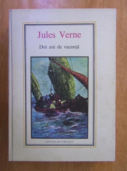 Anticariat: Jules Verne - Doi ani de vacanta (Nr. 8)