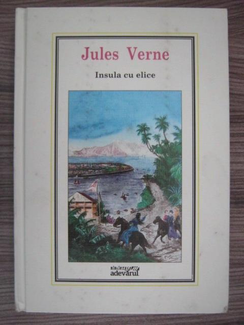 Anticariat: Jules Verne - Insula cu elice (Nr. 16)