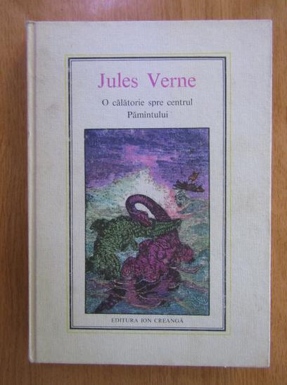 Anticariat: Jules Verne - O calatorie spre centrul Pamantului (Nr. 1)