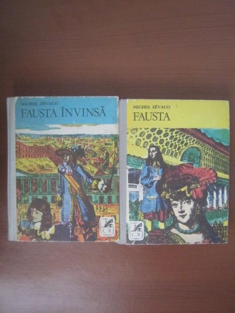 Anticariat: Michel Zevaco - Fausta. Fausta invinsa (2 volume)