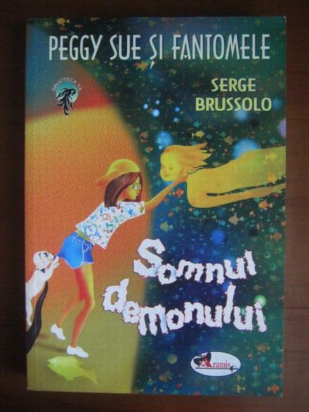Anticariat: Serge Brussolo - Somnul demonului