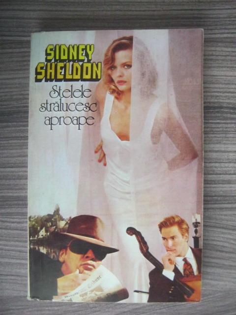 Anticariat: Sidney Sheldon - Stelele stralucesc aproape