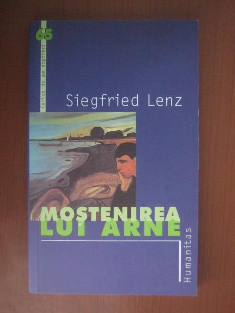 Anticariat: Siegfried Lenz - Mostenirea lui Arne