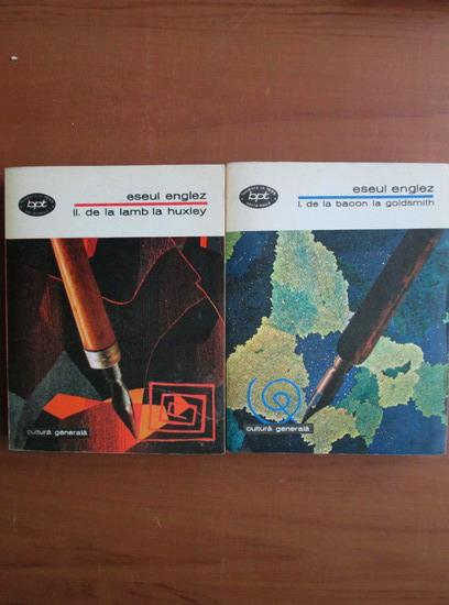 Anticariat: Eseul englez (2 volume)