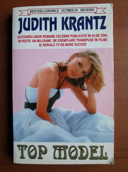 Anticariat: Judith Krantz - Top Model