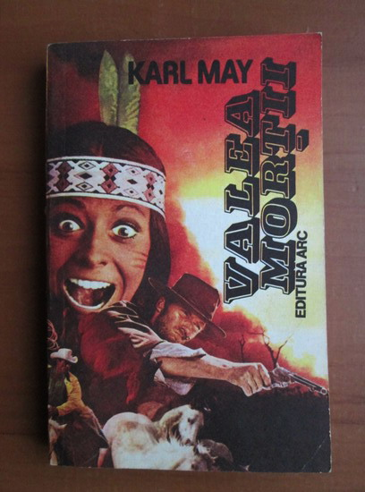 Anticariat: Karl May - Valea mortii