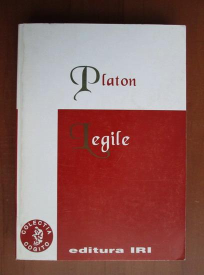 Anticariat: Platon - Legile