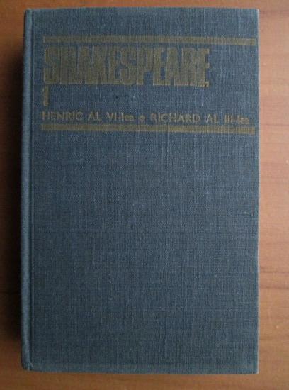 Anticariat: Shakespeare - Opere, Editura Univers (volumul 1)
