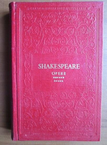 Anticariat: Shakespeare - Opere ( volumul 11 )
