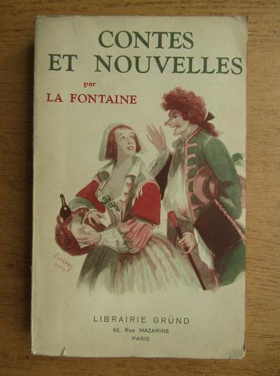 Anticariat: La Fontaine - Contes et nouvelles (1948)