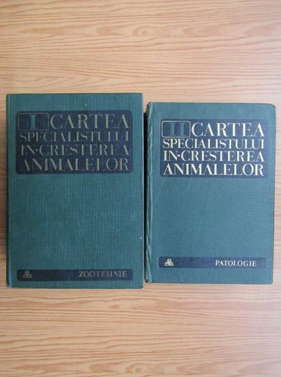 Anticariat: Al. Furtunescu - Cartea specialistului in cresterea animalelor (2 volume)