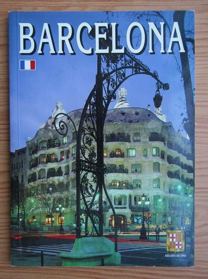 Anticariat: Barcelona (ghid de calatorie)