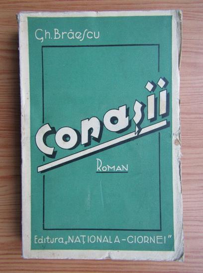 Anticariat: Gh. Braescu - Conasii (1934)