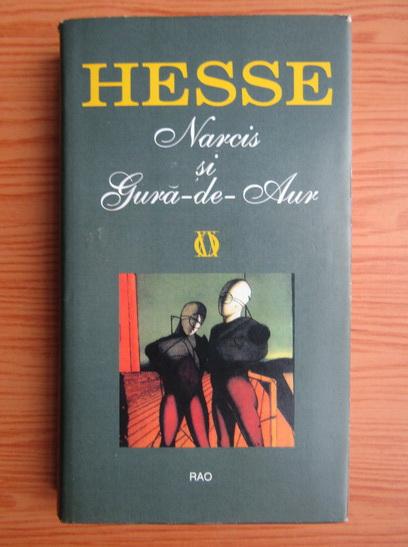 Anticariat: Hermann Hesse - Narcis si Gura-de-Aur