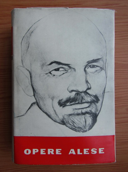 Anticariat: Vladimir Ilici Lenin - Opere alese (volumul 2)