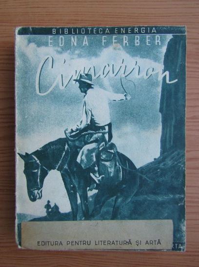 Anticariat: Edna Ferber - Cimarron (1947)