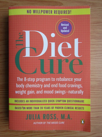 Anticariat: Julia Ross - The diet cure