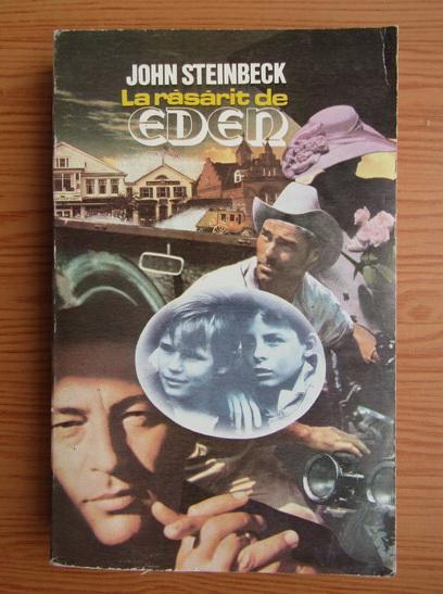 Anticariat: John Steinbeck - La rasarit de Eden (volumul 2)