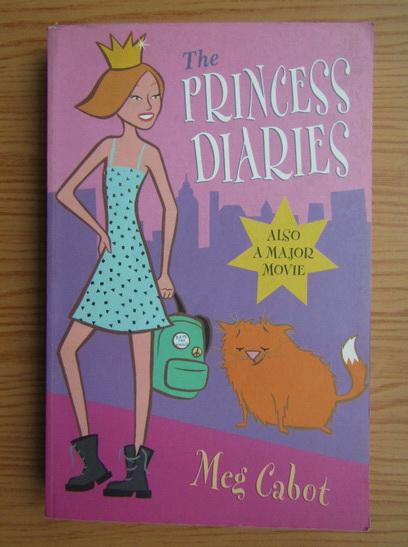 Anticariat: Meg Cabot - The princess diaries