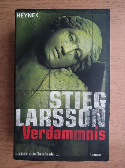 Anticariat: Stieg Larsson - Verdammnis
