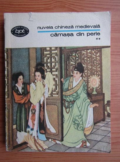 Anticariat: Camasa din perle (volumul 2)