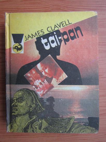 Anticariat: James Clavell - Tai-Pan (volumul 2)