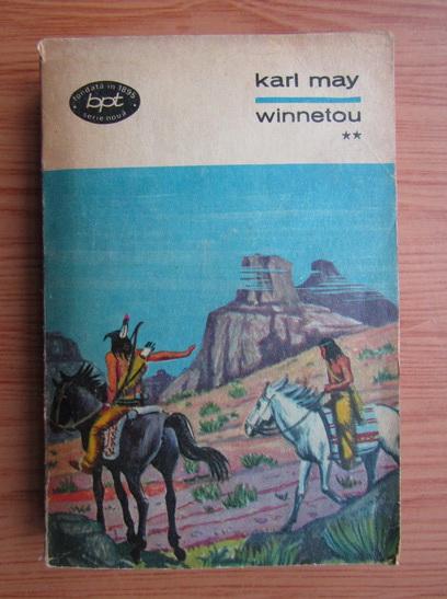 Anticariat: Karl May - Winnetou (volumul 2)