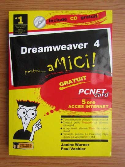 Anticariat: Petre Muresan - Dreamweaver 4 pentru amici