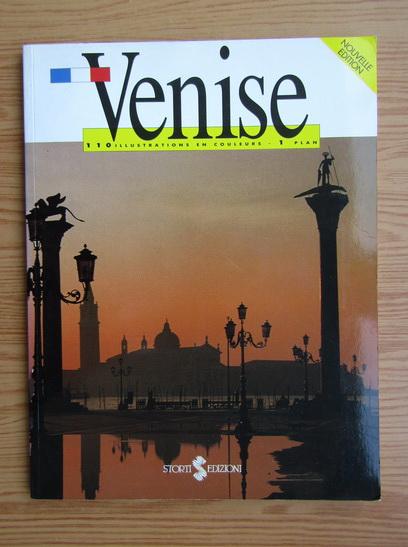 Anticariat: Venise. 100 illustrations en couleurs